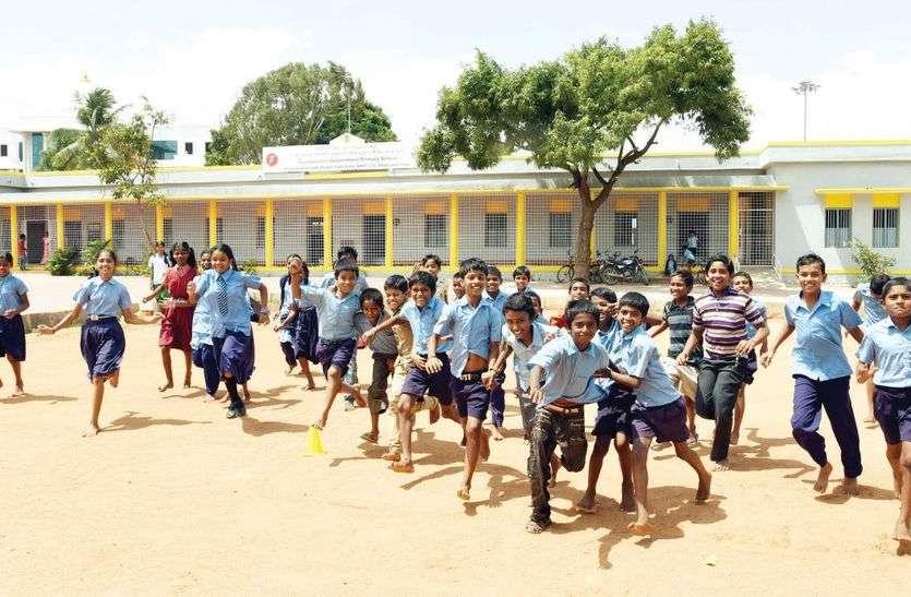 बचे हुए 231 स्कूल में इंसीनेटर लगाने  को मिली मंजूरी