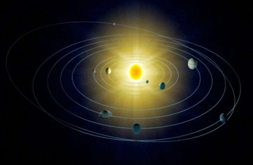 आज सौर मंडल में होगा बड़ा बदलाव, इन राशियों पर दिखेगा प्रभाव