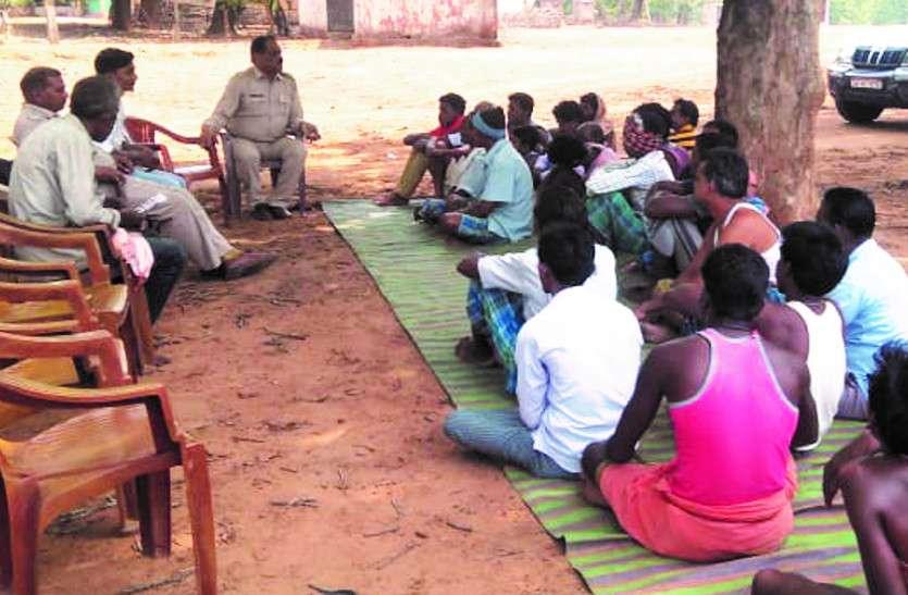 वन विभाग की बैठक में नहीं पहुंचे ग्रामीण, पेड़ों की गिनती फिर लटकी, इस बात से नाराज हैं गांव के लोग