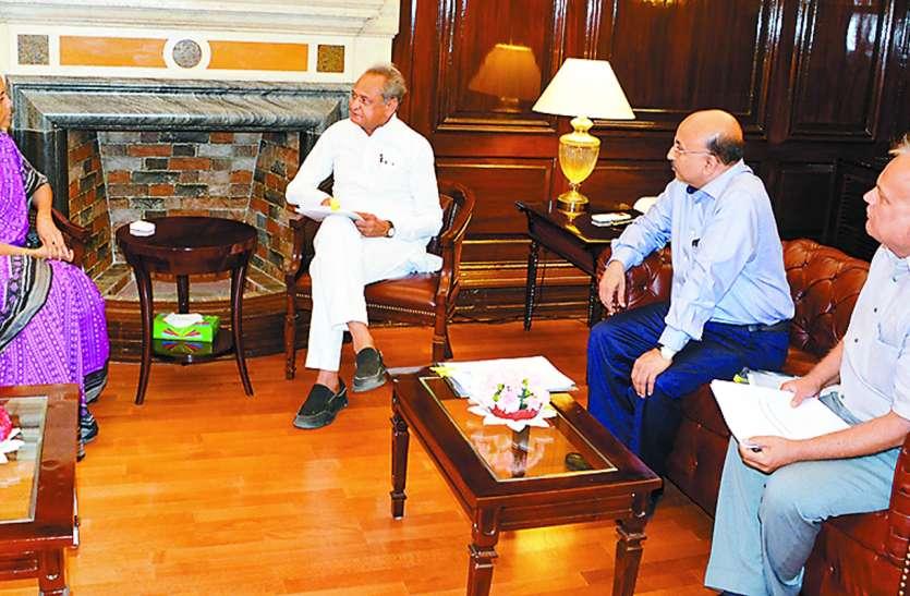 CM Gehlot बोले- ईआरसीपी पर वादा पूरा करें PM, राजस्थान की तर्ज पर छूट दे केंद्र सरकार