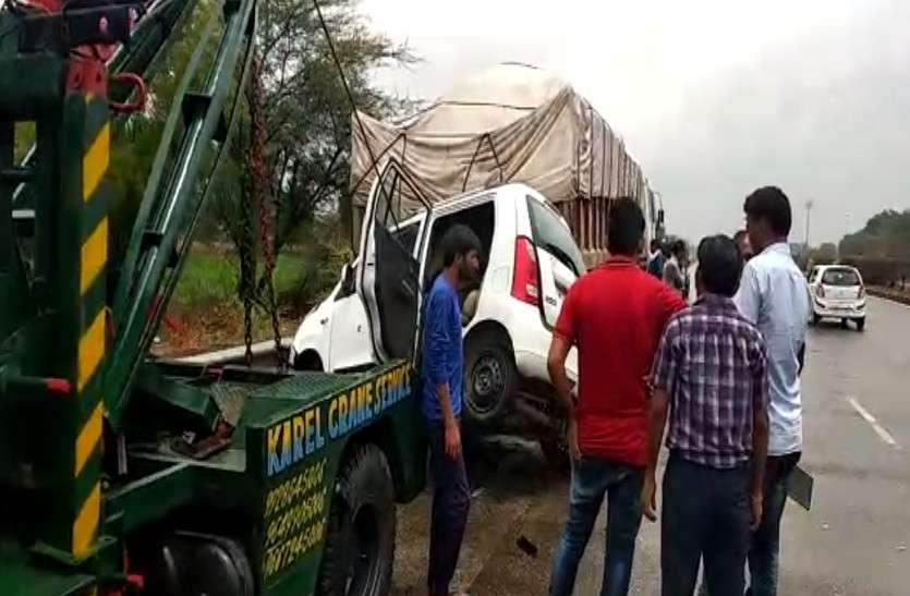 accident in jaipur