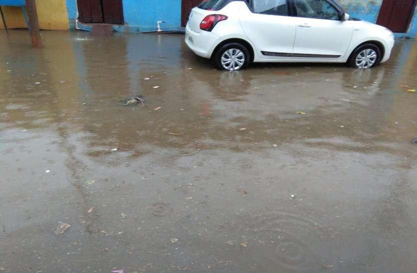 heavy rain gwalior