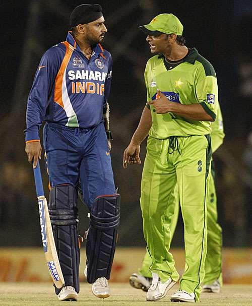 Bhajji and Shoiab