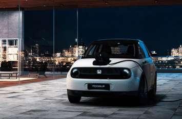 भारत में तहलका मचाएगी होंडा की इलेक्ट्रिक कार Honda e, देखें वीडियो