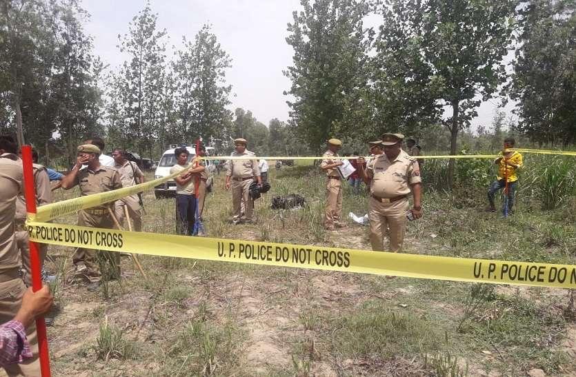 प्रधानपति की बेरहमी से हत्या, सिर कटी लाश जंगल से बरामद
