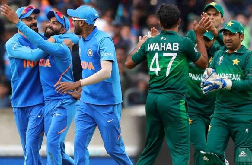World Cup 2019: भारत-पाकिस्तान की ये हो सकती है प्लेइंग इलेवन, टीम इंडिया में एक बदलाव संभव