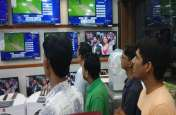 ICC Cricket World Cup 2019 : छक्के-चौकों पर जोश से झूमे खेलप्रेमी