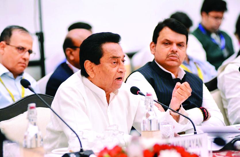 कमलनाथ ने उठाई मांग, कहा टैक्स से मिलने वाली राशि में राज्यों की बराबर हिस्सेदारी हो