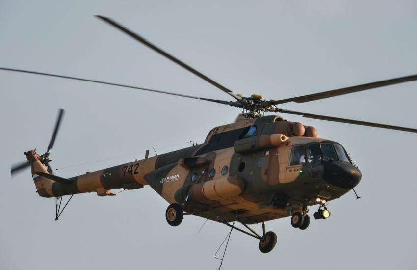 पाकिस्तानी हेलीकॉप्टर