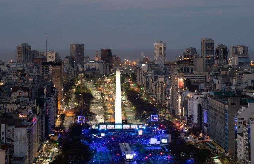 अर्जेंटीना मे बिजली आपूर्ति बाधित