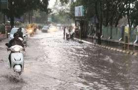 Rajasthan  : जिलों में दिनभर चला तेज बारिश का दौर, IMD की संभावना - 'तेज बारिश के साथ अगले 2 दिन चलेगी धूलभरी हवा'