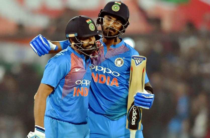 क्रिकेट वर्ल्ड कपः रोहित-राहुल के नाम दर्ज हुआ पाक के खिलाफ सर्वश्रेष्ठ साझेदारी का रिकॉर्ड