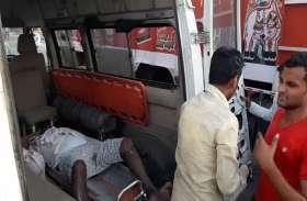 भीषण गर्मी का कहर, जाम में फंसा ट्रक में गर्मी से घुटकर मर गया ड्राइवर