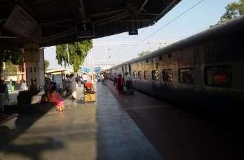 मुख्यमंत्री के गृह जिले के रेलवे स्टेशन पर किस सुविधा का है इंतजार, पढ़ें पूरी खबर