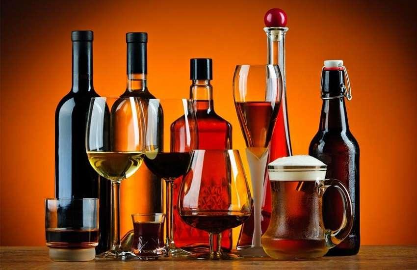 Big threat alcohol to life