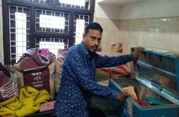शिक्षक के मकान का ताला तोड़ जेवर-रुपए ले गए चोर
