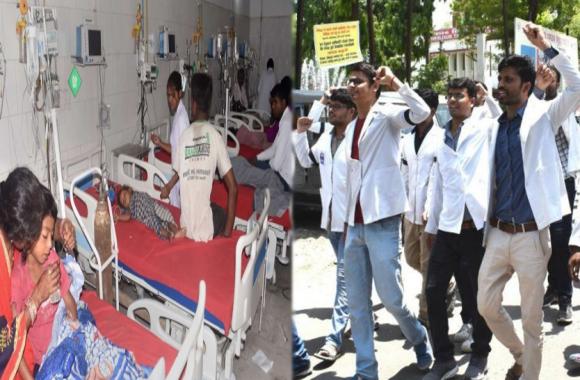 BIHAR:'हीट स्ट्रॉक' और 'चमकी बुखार' के कहर के बीच डॉक्टरों की हड़ताल ने बढ़ाई परेशानी, अब तक इतने लोगों की मौत