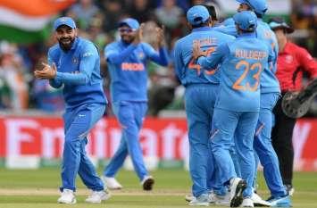 विश्व कप क्रिकेट में पाकिस्तान पर भारत की लगातार सातवीं जीत, 89 रनों से रौंदा