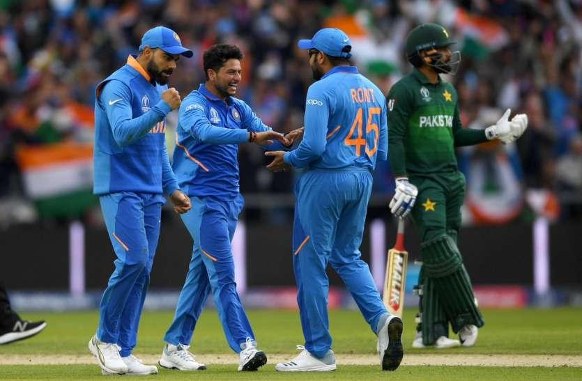 World Cup 2019: कुलदीप यादव रहे टीम इंडिया की जीत के हीरो, सही समय पर निकाले बड़े विकेट
