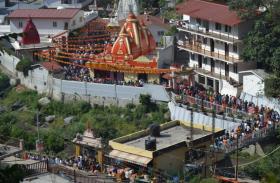 Famous Hanuman Temple:एप्पल फाऊंडर स्टीव जॉब्स व फेसबुक के मार्क जुकरबर्ग भी टेक चुके हैं यहां मत्था, जानिए 'कैंची धाम' की महिमा