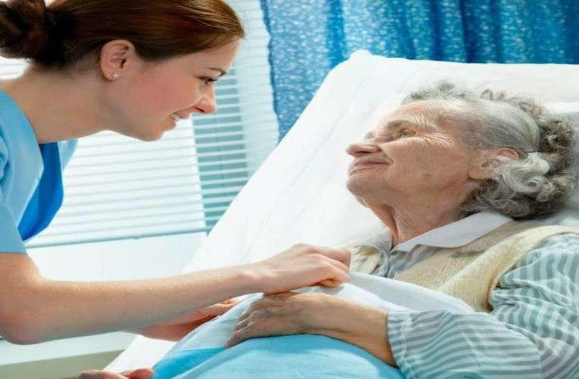 बीमार बुजुर्गों के कमरे में खिड़की जरूर हो