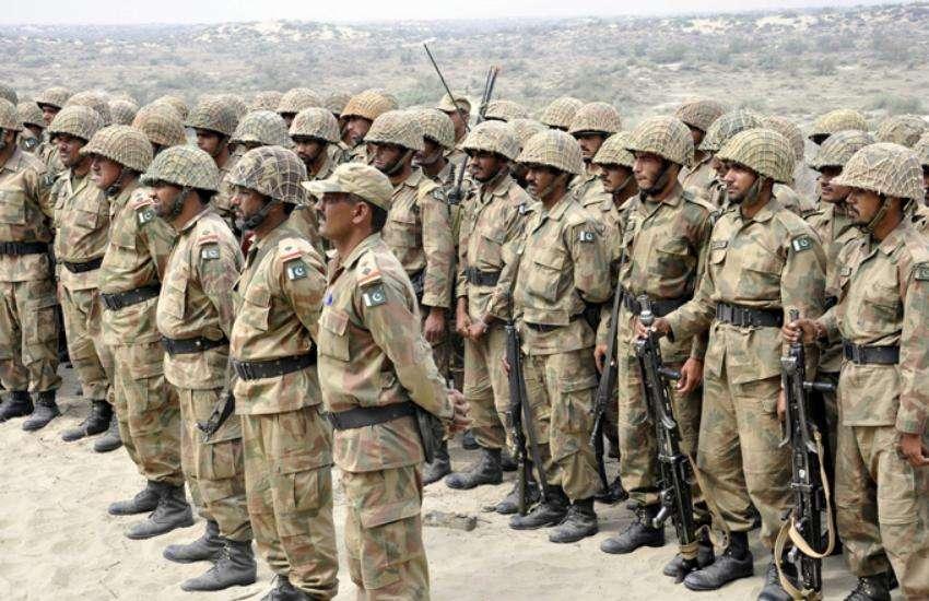 पाकिस्तान की सेना