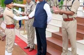 मुख्यमंत्री की ओर से दस हजार पुलिसकर्मियों की भर्ती के प्रस्ताव को मंजूरी : जाडेजा