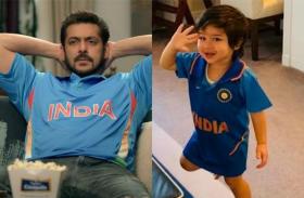 वर्ल्ड कप मैच में टीम इंडिया की जीत का बॉलीवुड स्टार्स ने मनाया जश्न, तैमूर से लेकर सलमान तक ने ऐसे किया सपोर्ट