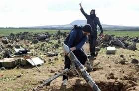 सीरिया: मोर्टार हमले में 12 लोगों की मौत, ISIS का हाथ होने की आशंका