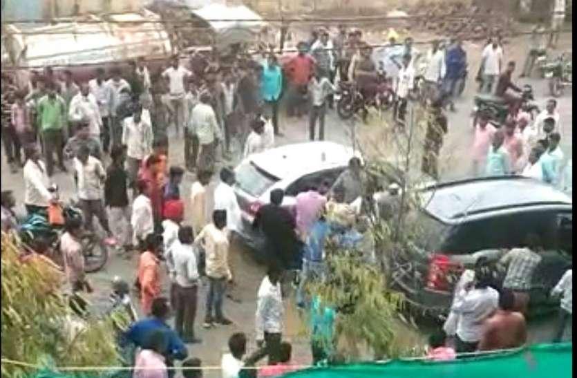 VIDEO: मप्र के युवक को सालमगढ़ में बंधक बनाया, छोडऩे के बदले मांगे एक लाख रुपए