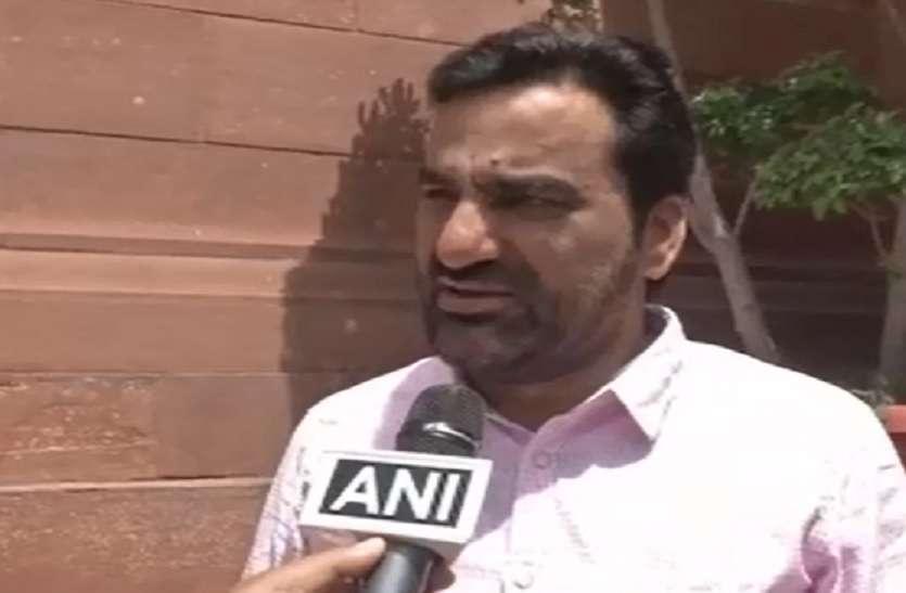 VIDEO- दिल्ली में हनुमान बेनीवाल ने कहा, ओम बिरला लोकसभा स्पीकर बने तो राजस्थान के लिए गौरव की बात