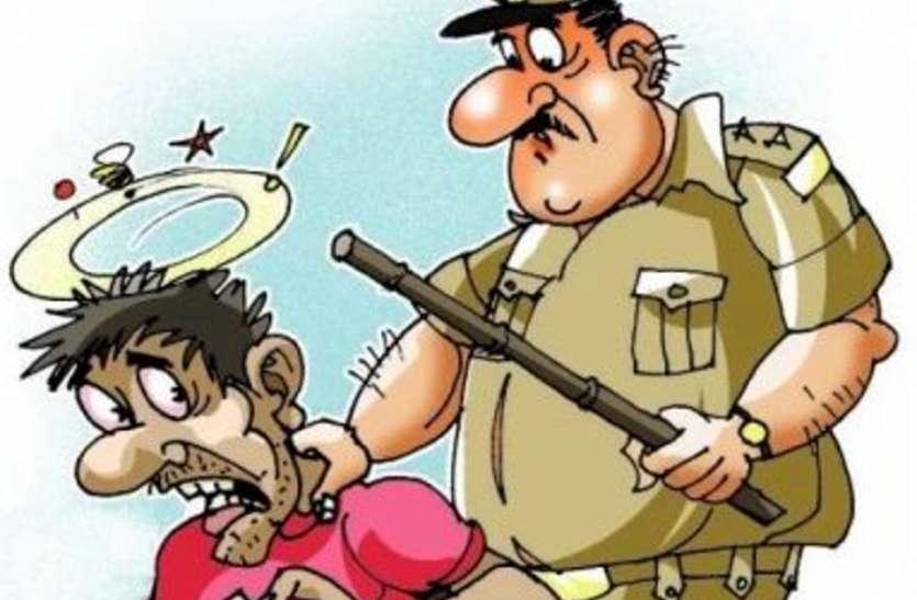 अपराधियों में नहीं पुलिस का खौफ हर दूसरे दिन अपहरण, दुष्कर्म व चोरी की हो रही घटनाएं