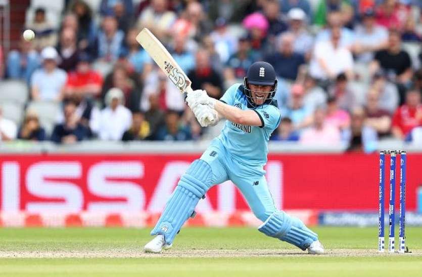 ENGvAFG मैच में इंग्लिश कप्तान इयोन मोर्गन ने बनाए ये रिकॉर्ड्स