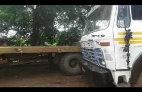 कैसे-कैसे आती है मौत: जिस ट्रक के मालिक का एक्युप्रेशर से इलाज करने जा रहा था उसी के ट्रक ने ऑफिस के सामने कुचल दिया