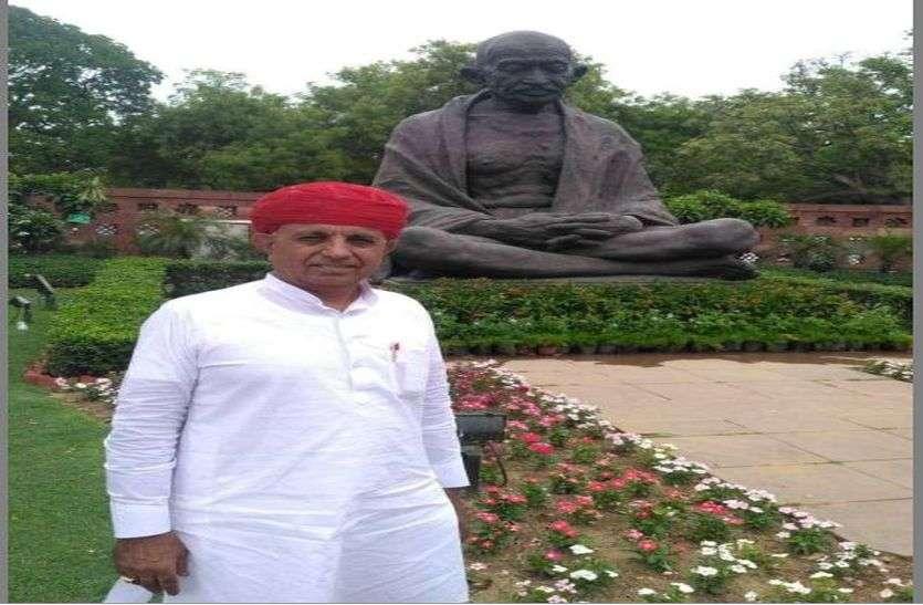 संस्कृत में शपथ लेंगे अजमेर सांसद चौधरी