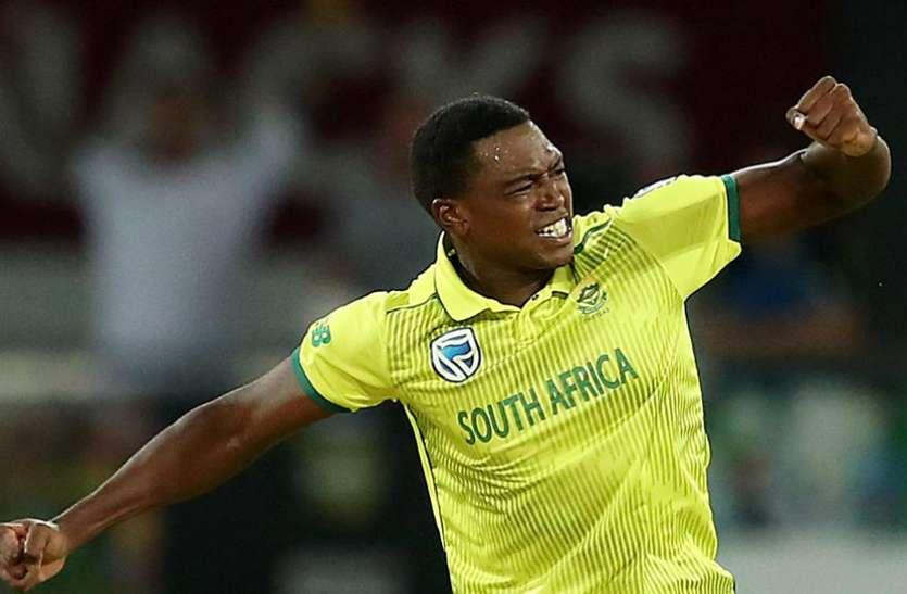 Cricket WC: South Africa के लिए बड़ी खुशखबरी, फिट होकर टीम में लौटे Lungi Ngidi