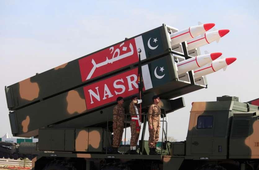 Nuclear weapon की होड़ में भारत से आगे निकला पाकिस्तान, रिपोर्ट में हुआ चौंकाने वाला खुलासा