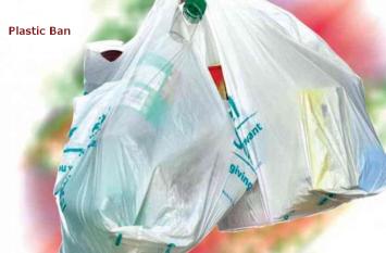 छापेमारी में प्लास्टिक मिलने पर  जुर्माने से महानगर निगम ने कमाए २.१३ लाख रुपए
