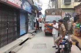 चोरों ने एक ही रात में दुकान अाैर घर में चोरी की वारदात को एेसे दिया अंजाम- देखें वीडियो