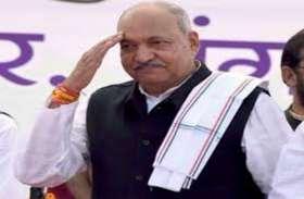 लोकसभा में मिली हार के बाद अब मुख्यमंत्री भूपेश ने अपनी पंसदीदा सीट के प्रभारी मंत्री को बदला