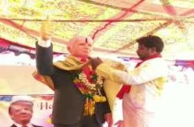 अमरीका के राष्ट्रपति ट्रंप का इस हद तक दीवाना है ये भारतीय शख्स, करता है भगवान की तरह पूजा