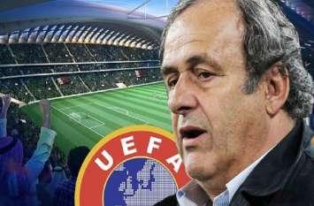 Former UEFA President Michel Platini जेल से रिहा, विश्व कप 2022 की मेजबानी को लेकर चल रही है जांच
