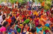 VIDEO : श्रमिक हित की सारी योजनाएं बंद, मजदूर संघ ने खोला मोर्चा