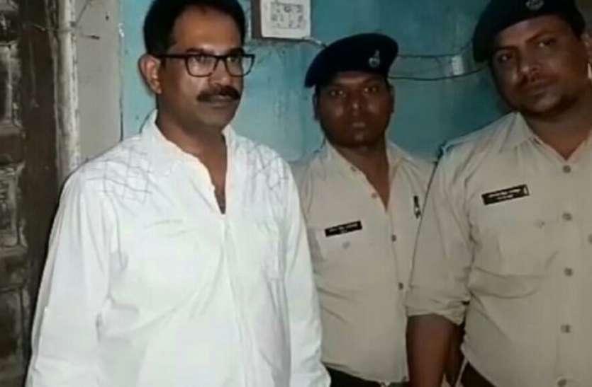 अजाक जिला संयोजक हत्याकांड: 21 जून तक पुलिस रिमांड में भेजा गया प्रदीप सिंह