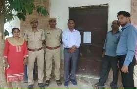 पुलिस निरीक्षक संजय बोथरा की तलाश में एसीबी के छापे, बजरी डम्पर संचालन में रिश्वत व बंधी का मामला