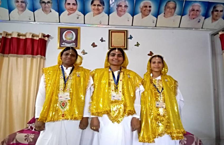कल्पना, राजकुमारी और आरती ने शिव को बनाया अपना साजन