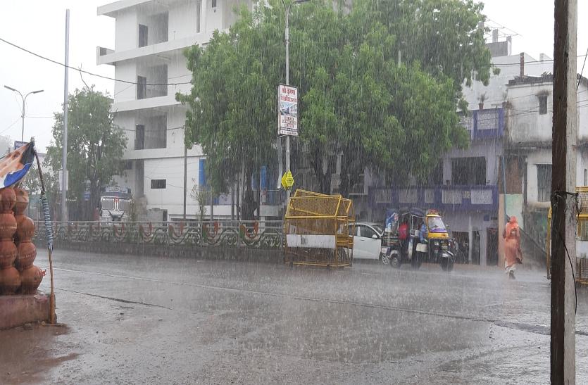 प्री-मानसून की जिले में अबतक 16 मिमी बारिश, 14 डिग्री गिरा तापमान