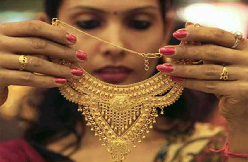 gold polished jewellery trends