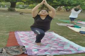 Yoga Day 2019: पीएम मोदी की इस मुहिम को आगे बढ़ा रही हैं मीना
