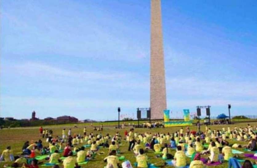 International Yoga Day 2019 का दुनिया पर चढ़ा खुमार, US समेत कई देशों में खास तैयारियां